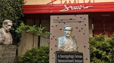Kiss Krisztina: A Szentgyörgyi István Színművészeti Intézet aranykorszaka