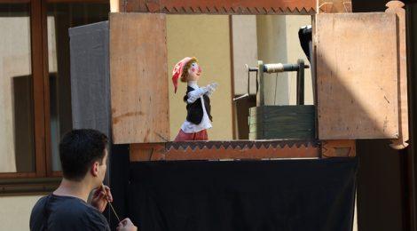 Júliusban még látható lesz a Csihi-puhi történet az Ariel Színház előadásában