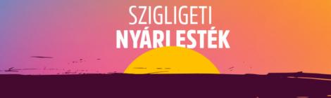 Szigligeti Nyári estek programja