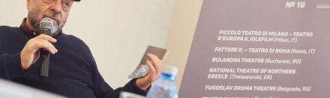 Újraválasztották Tompa Gábort az Európai Színházi Unió elnöki tisztségére