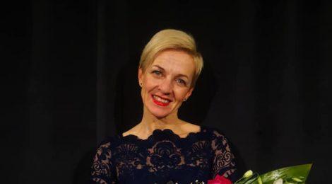 Fincziski Andrea kapja az EMKE Poór Lili- díját