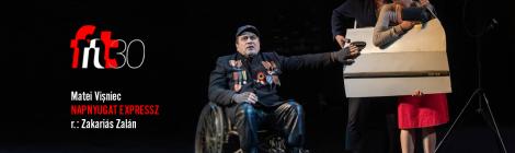 Napnyugat Expressz az Országos Színházi Fesztiválon