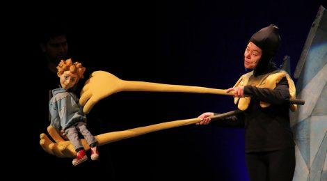 Az Ariel Színház novemberi online előadásai