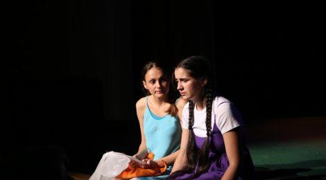 Az Ariel Színház vasárnapi online előadása