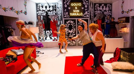Gazdag műsorkínálattal  indítja az új évet a Tamási Áron Színház
