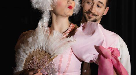 Táncszínházi bemutató Nagyváradon a magyar kultúra napján