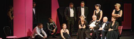 Kabaré 120 a Szigligeti Színházban