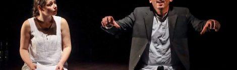 Esti próba, interaktív műsorfüzet, eseményszínház - Évkezdés a székelyudvarhelyi színházban