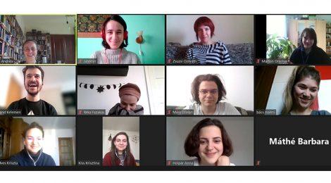 Elkezdődött a Játéktér kritikaíró workshopja