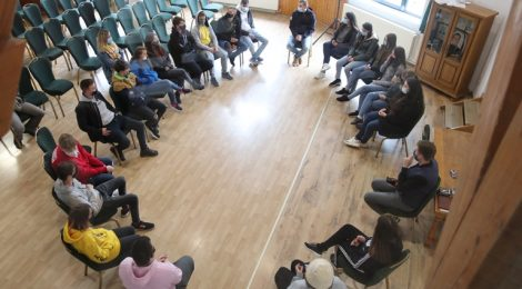 Táborral zárult a Caritas és az Osonó Színházműhely  szociális- oktatási projektje