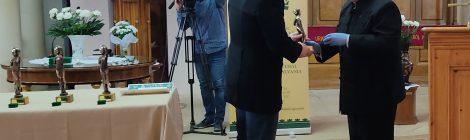 Kovács György-díjjal tüntették ki Nagy Csongor Zsoltot