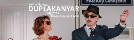 Duplakanyar- Szabadtéri előadás Marosvásárhelyen