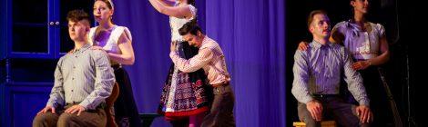 Két táncszínházi előadás júniusban a Harag György Színházban