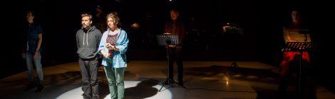 Kísérleti előadást mutat be a szentgyörgyi színház
