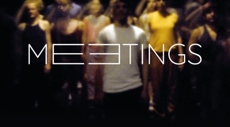 Közösségi táncprojekt bemutatója az M Studiónál