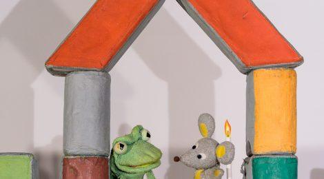 A tornyocska a Puck Bábszínház műsorán