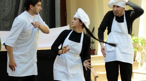 Az Ariel Színház műsora szeptember 17. - október 10. között