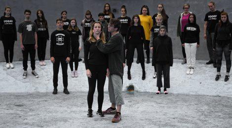 Osonós szaktáborban a sepsiszentgyörgyi drámás diákok