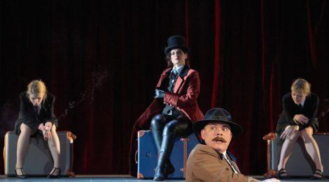 Eugène Ionesco Macbettje a Kolozsvári Állami Magyar Színházban
